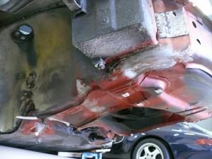 Soubassement prêt à peindre 911 912